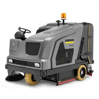 Karcher B300RI Combi Scrubber & Sweeper - Ride-on